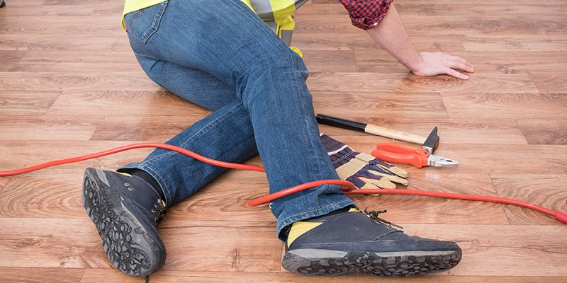 Common Hazards in the Workplace Include...