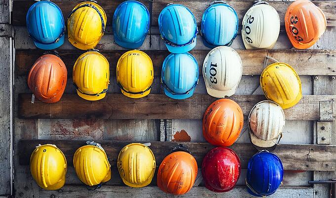 Safety Equipment Supplies: Hard Hats