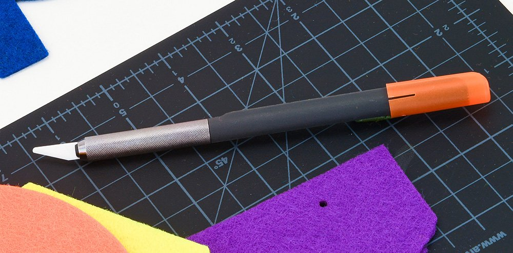 craft knife for paper