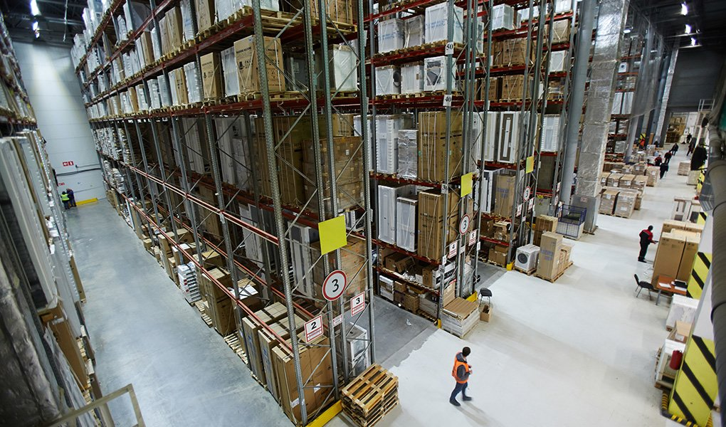 Safety in the Warehouse
