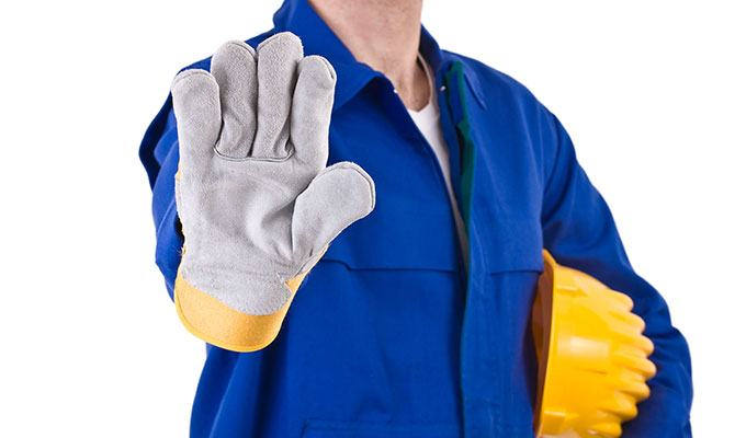 Hand Safety Tips: Sweat the Small Stuff, Stop Big Pains